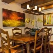 Stag Lodge Dining Room Deer Valley