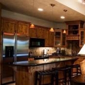 Stein Eriksen Lodge Luxury Suite Kitchen Deer Valley