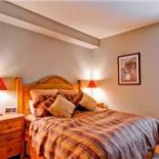 Tenderfoot Lodge Bedroom Keystone