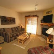Tenderfoot Lodge Living Room Keystone