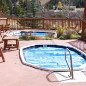 Tenderfoot Lodge Hot Tub Keystone