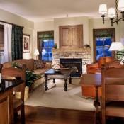 Teton Mountain Lodge  Living Room