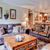 The Ascent Living Room - Beaver Creek