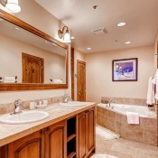 The Centennial Bathroom- Beaver Creek