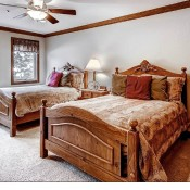 The Centennial Bedroom - Beaver Creek