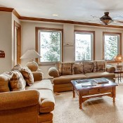 The Centennial Living Room - Beaver Creek