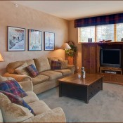 The Corral Living Room - Breckenridge