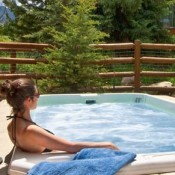 The Corral Hot Tub - Breckenridge