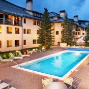 Kiva Pool Area - Beaver Creek