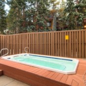 The Lift Hot Tub - Breckenridge