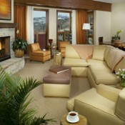 The Osprey Living Room - Beaver Creek