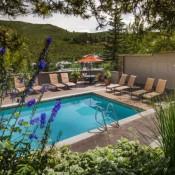 The Pines Lodge Pool andd Hot Tub Area - Beaver Creek