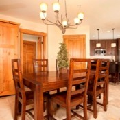 The Springs Dining Room Keystone