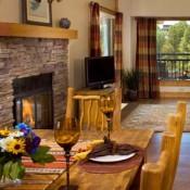 The Village at Breckenridge Dinning Area
