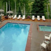 Top of the Village Pool- Snowmass