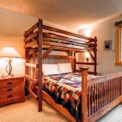 Trails End Bedroom - Breckenridge