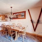 Trails End Dinning Room - Breckenridge