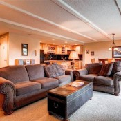 Trails End Living Room - Breckenridge