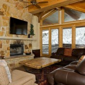 Trails End Living Room Deer Valley