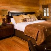 Trapper Cabin Bedroom - Beaver Creek