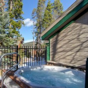 Twin Elks Hot Tub - Breckenridge