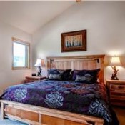 Twin Elks Bedroom - Breckenridge