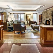 Valdoro Mountain Lodge  Lobby