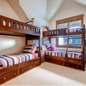 Villa Montane Bedroom - Beaver Creek