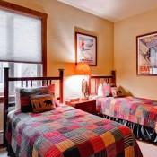 Villa Montane Flats Bedroom -Beaver Creek