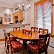 Villa Montane Flats Dinning Area -Beaver Creek