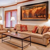 Village Hall Living Room - Beaver Creek