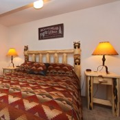 Village Point Townhomes Bedroom  -Breckenridge