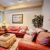 Village Point Townhomes Living Room  -Breckenridge