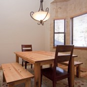 Village Point Townhomes Dinning Room  -Breckenridge