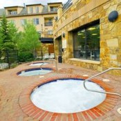 Water House Hot Tub - Breckenridge