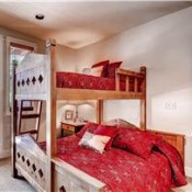 Westridge Townhomes Bedroom - Breckenridge