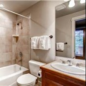 Westridge Townhomes Bathroom - Breckenridge