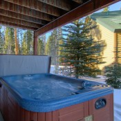 White Wolf Hot Tub - Breckenridge