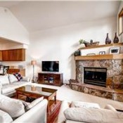 White Wolf Living Room  - Breckenridge