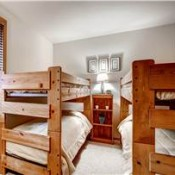 White Wolf Bedroom  - Breckenridge