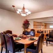 Winter Point Dinning Room - Breckenridge