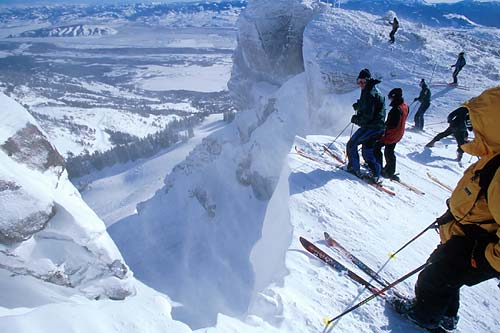 Jackson Hole Picture