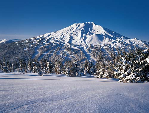 Mt Bachelor Picture