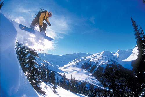 Whistler Blackcomb Picture